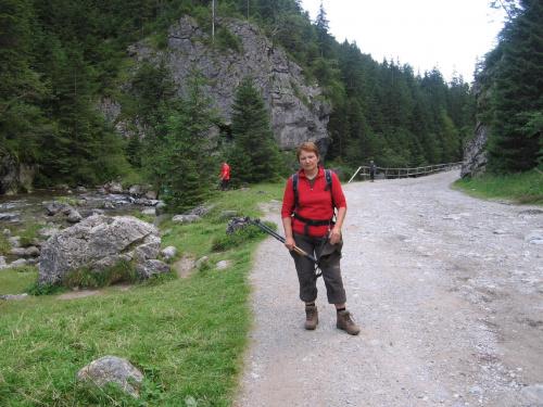 Nóżki bolą #Góry #Tatry #StarorobociańskiWierch