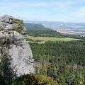 Jedna z najbardziej charakterystycznych skał Szczelińca - małpolud :) #GóryStołowe #skały #Szczeliniec