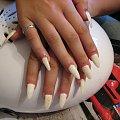 paznokcie natualne i żelowe #paznokcie #wzory #żelowe #naturalne