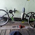 #bike #handbike #handcycle #shimano #trike
