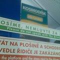 Kosmodisk #autobus