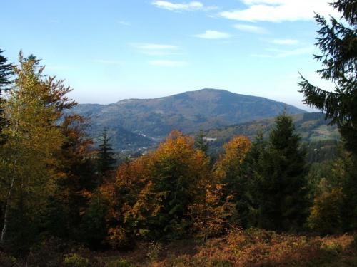 krajobrazy #krajobrazy #góry #beskidy #BeskidŚląski #widoki #jesień #Polska #natura #lasy #przyroda #pejzaże