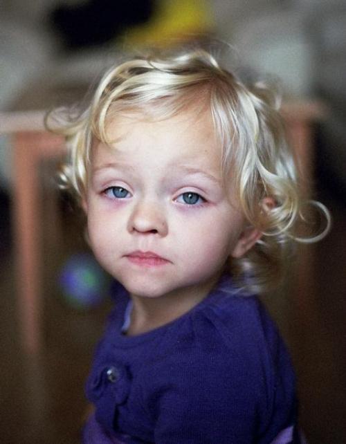 Ania :) #Portret #Dziecko #CrossProcessing #KodakElitechromeEBX