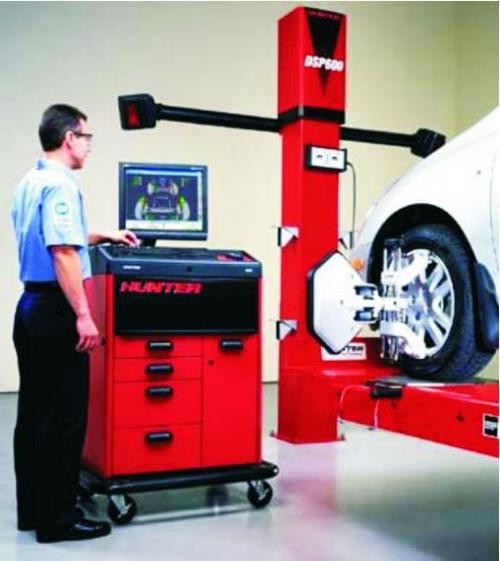 hawkeye alignment machine for sale