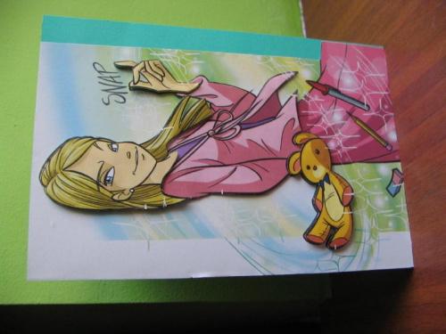 """Karteczka dla dzieci z """"Kołderek.."""""""