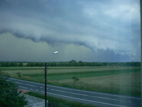 #burza #chmury #niebo
