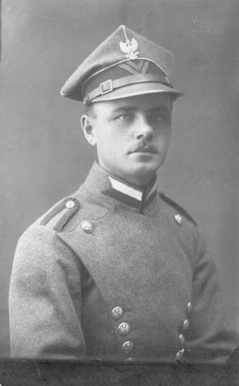wachmistrz Władysław Wienke