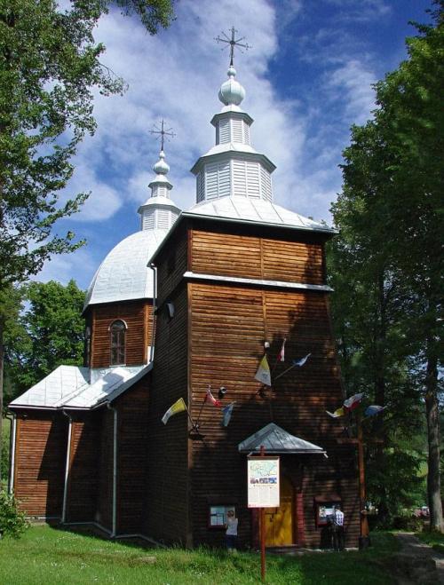 Złockie, cerkiew pw. św. Demetriusza Rycerza i Męczennika