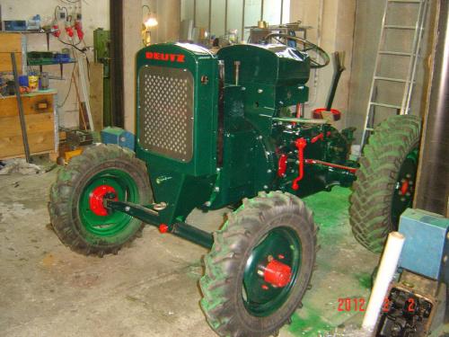 traktor #deutz