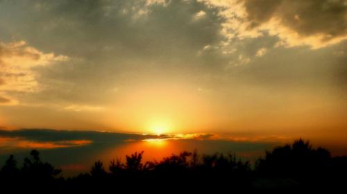 zachodzik #zachody #slonce #niebo