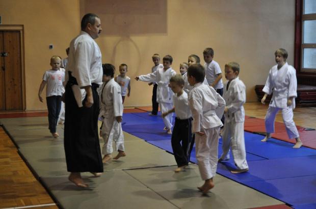 Zajęcia Aikido dla dzieci