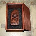 wodzbox w skrzynce #box #drewniany #ArtBox #ArtMod