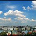 Panorama Budapesztu- widok na Peszt #Budapeszt