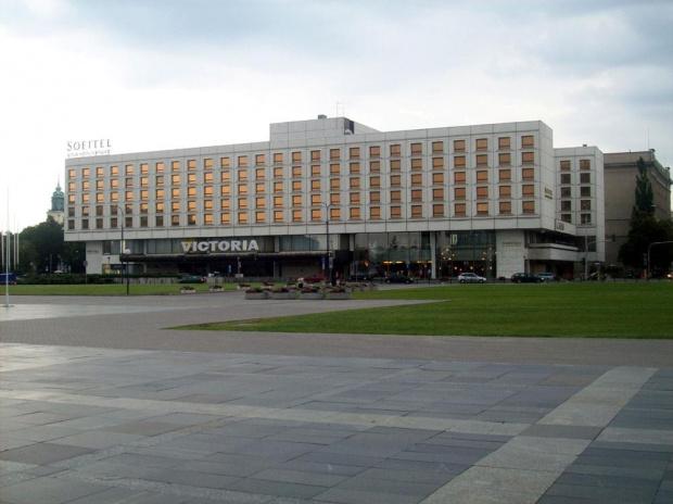 """Hotel """"Viktoria"""" w Warszawie #hotel #Warszawa #widok"""