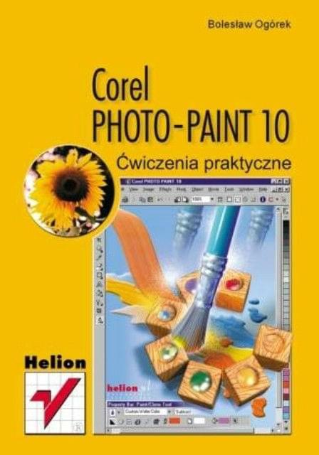Corel PHOTO-PAINT 10. Æwiczenia praktyczne [.DOC][PL]