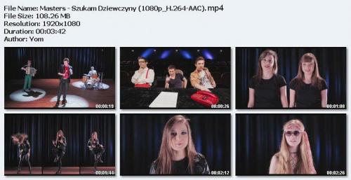 Masters - Szukam Dziewczyny (2012) HD 1080p