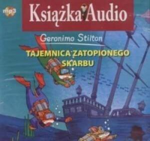 Stilton Geronimo - Tajemnica zatopionego skarbu [Audiobook PL]
