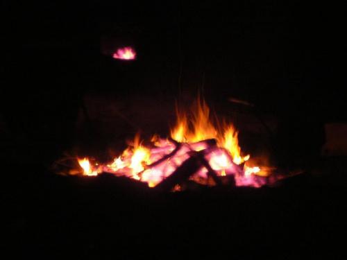 #ognisko #płomień