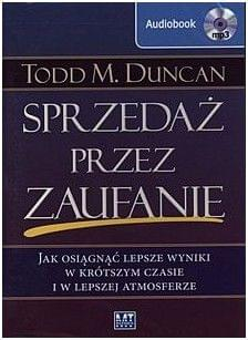 Duncan Todd - Sprzedaz przez zaufanie