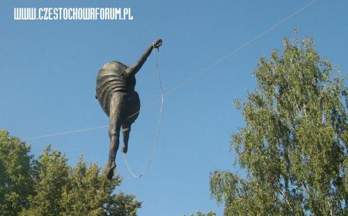 #kędziora #czestochowa #rzeźby #balansujace