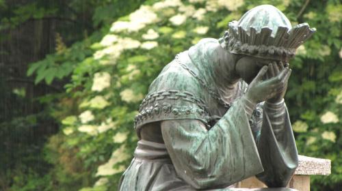 Matka Boska Płacząca w Dębowcu