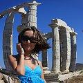 wakacje, grcja #wakacje #piękna #grecja #ateny #dziewczyna