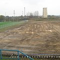 Inwestycja UM Częstochowy. Budowa pełnowymiarowego, trawiastego boiska piłkarskiego na Miejskim Stadionie Piłkarskim Rakow #boisko #treningowe #trawiaste #rakow #czestochowa #mosir