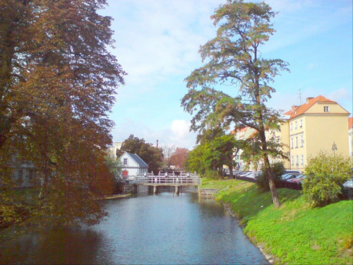 Stare Miasto w Kaliszu Mała Elektrownia Wodna #Kalisz