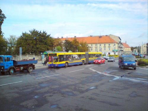 MAN NG312 w Kaliszu #Kalisz #MANNG312