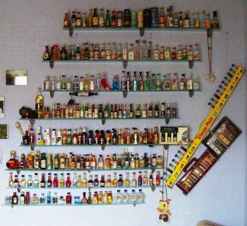 mini--MAXI ALKOHOLKI #MINI #MAXI #BUTELKA #FLASZKA #ALKOHOL #PICIE #PRAGNIENIE #NAPÓJ #WASSER #ZABAWA #MOJE #KOLEKCJA #ZBIÓR #BOGACTWO