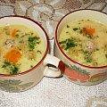 Ogórkowa Niani #zupy #ogórkowa #pulpety #jedzenie #gotowanie