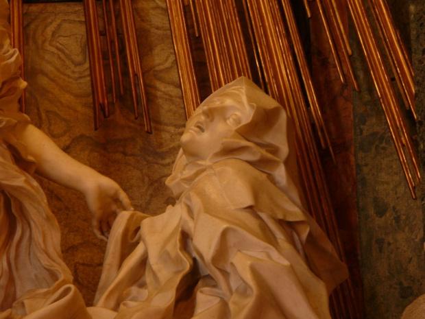 Kościól Santa Maria della Vittoria i Ekstaza Św. Teresy Berniniego