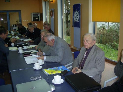 Prezesi reprezentanci ZBZZ i ORWP województw - opolskiego, wrocławskiego katowickiego rzeszowskiego oraz lubuskiego. #Osoby #organizacje