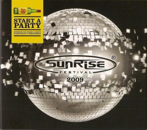 Sunrise Festival   2009 oficjalne DVD 9 PAL