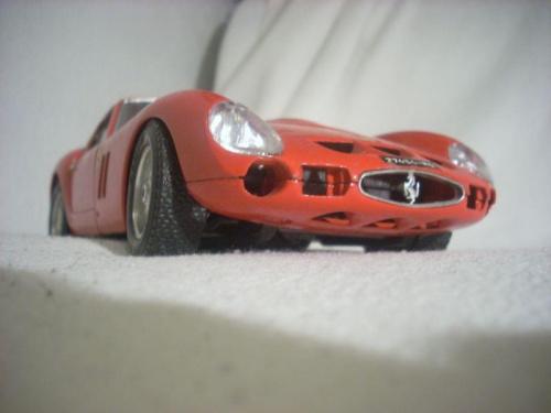 #Ferrari250GTO #Bburago #model