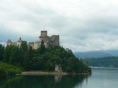 #góry #Pieniny #zamek #jezioro #Niedzica