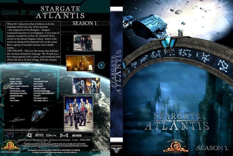 Gwiezdne Wrota : Atlantyda / Stargate Atlantis - Seanson 1 [ LEKTOR PL ]