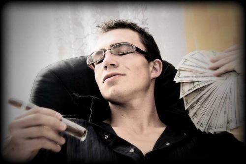 Pieniądze - cygaro #Pieniądze #cygaro