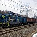 Zdawka do stacji Warszawa Główna Towarowa. #SM42 #stonka #pkp #cargo #zdawczy #zdawka #towarowy #lokomotywa #spalinowa