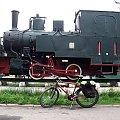 Dobrana parka #Sochaczwew #ciuchcia #rower