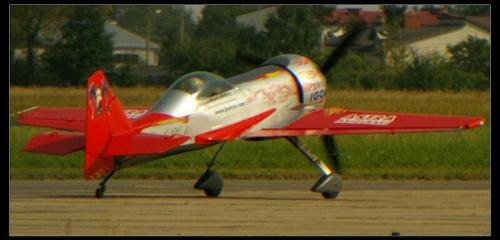 Juka samolot skonstruowany specjalnie dla litewskiego pilota Jurgisa Kairysa #samolot #akrobacyjny #JugisKairys #Juka #Radom #Sadków #Moskwa #MoskiewskiInstytyutLotniczy #Rosja #Litwa