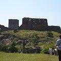 zamek Hamersus #Bornholm #wyspa #Dania