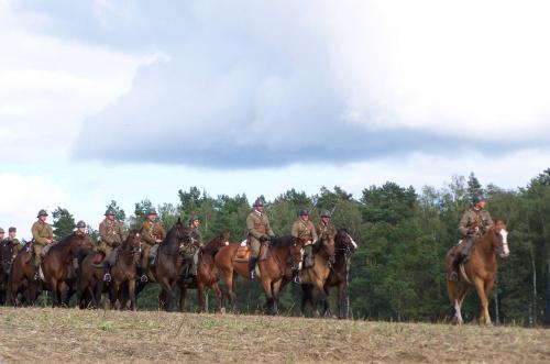 Krojanty 2010. #kawaleria #konie