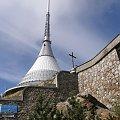 Wieża Jested #architektura #czechy #Liberec