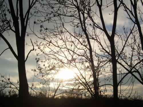 Poranek pod Kopcem Krakusa #kraków #Podgórze #niebo