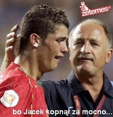 #ronaldo #płacz #ciota #pocieszenie