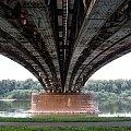 średnicowy kolejowy #Warszawa #mosty #Wisła