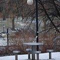 #Warszawa #Wola #ParkMoczydło #zima