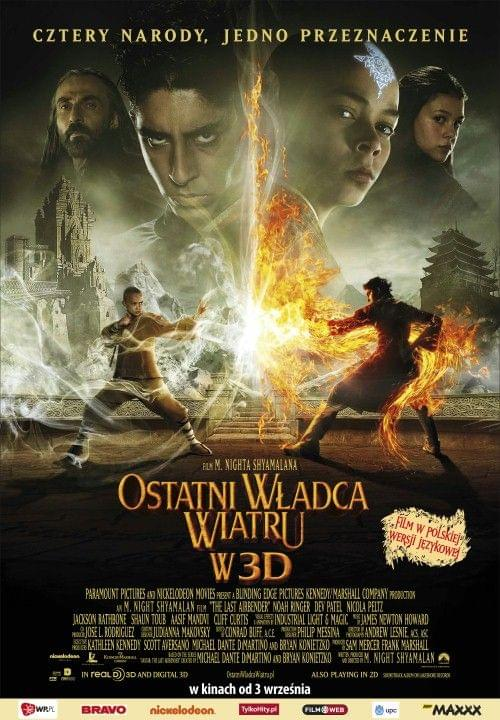 Ostatni Władca Wiatru / The Last Airbender (2010) PL.DUB.DVDRip.XviD.AC3-Evolution.SG *DUBBING PL*
