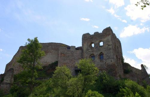 Ruiny zamku w Czorsztynie. #zamek #Czorsztyn #ruiny
